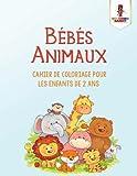 Bébés Animaux : Cahier de Coloriage Pour les Enfants de 2 Ans