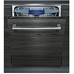 Siemens iQ500 SN658X02ME Entièrement intégré 14places A++ lave-vaisselle - Lave-vaisselles (Entièrement intégré, Taille maximum (60 cm), Noir, Tactil, 1,75 m, 1,65 m)