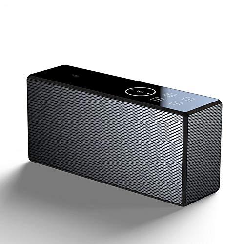 XSCZJL Altavoz inalámbrico Bluetooth Mini Conveniencia Exterior Alta Potencia Volumen Radio Multifunción...