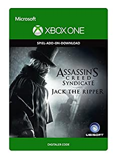 Assassin's Creed Syndicate: Jack the Ripper DLC [Xbox One - Download Code] (B01J8RNQ60) | Amazon price tracker / tracking, Amazon price history charts, Amazon price watches, Amazon price drop alerts