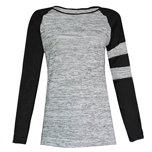 lhwy-las-mujeres-de-manga-larga-jersey-de-cuello-redondo-de-empalme-suelto-xl