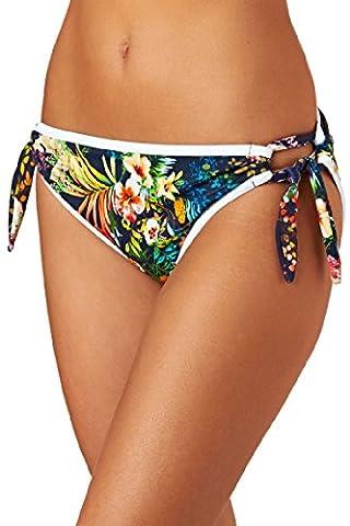 Freya Swimwear Club Tropicana Hipster Tie Side XXL Midnight