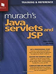 Murach's Java Servlets and JSP by Andrea Steelman (2003-01-01)