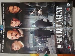 Original Poster Agente Secreto Secret Agent Bob Hoskin Patricia Arquette Gerard Depardieu