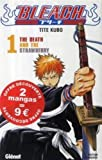 Pack Bleach - Tome 1 + Tome 2