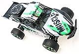 Top Race® Remote Control Racer, RC Auto Monstertruck 4WD, Ferngesteuertes Auto, HIgh Speed Geländefahrzeug, 2,4Ghz (TR-140 - 3