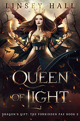 Picture of Queen of Light (The Forbidden Fae Book 3)