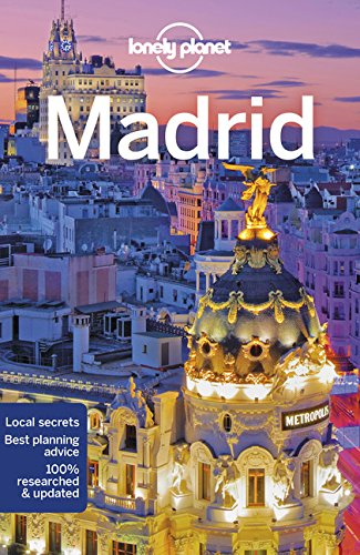 Lonely Planet Madrid (Travel Guide) por Lonely Planet