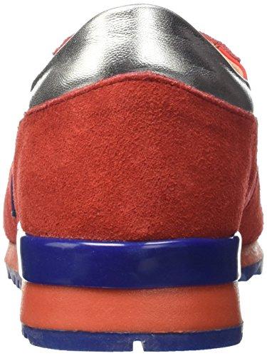 Invicta 4461100, Sneaker a Collo Basso Unisex-Adulto Rosso