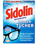 Sidolin Brillenputztücher