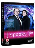 Spooks: Season 10 [3 DVDs] [UK Import]