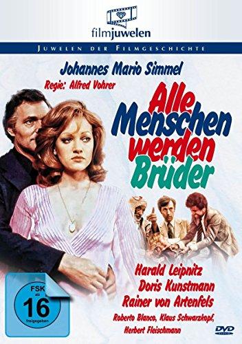 Johannes Mario Simmel: Alle Menschen werden Brüder (Filmjuwelen)