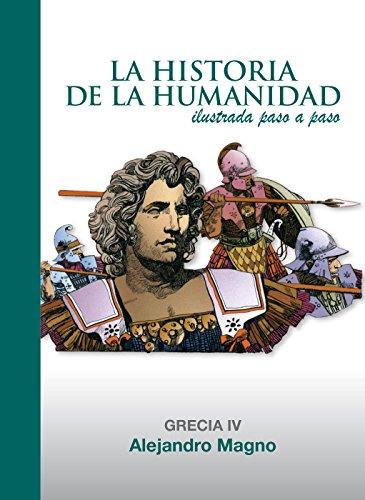 Alejandro Magno por Daniel Mallo