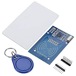 Haljia nfc rc522 rfid rf ic carte capteur module lecteur for Jardin anglais fuu