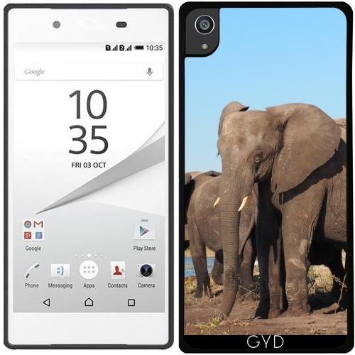 case-for-sony-xperia-z5-premium-plus-elephant-africa-exotic-by-wonderfuldreampicture