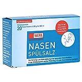 WEPA Nasenspülsalz 59 g Salz