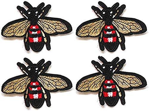 ckt Aufbügeln Patch Stickerei Applique von DIY Tuch Kunst Stickerei Dekoration Patches bestickt Ornamente ()