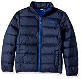 The North Face Andes Veste Garçon, Cosmcblue/Brghtcobaltblue, FR : S (Taille Fabricant : S)