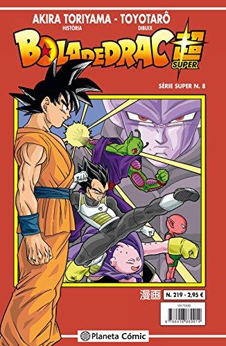Bola de Drac Sèrie vermella nº 219 (Manga Shonen)
