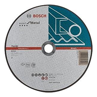 Bosch 2 608 603 400 – Disco de corte recto Expert for Metal – Rapido – AS 46 T BF, 230 mm, 1,9 mm (pack de 1)