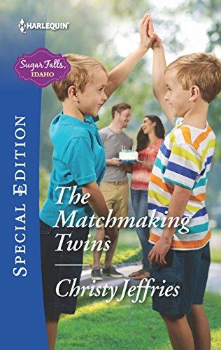 The Matchmaking Twins (Harlequin Special Edition: Sugar Falls, Idaho, Band 2489) - Idaho State Seal