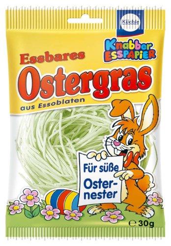 Küchle - Essbares Ostergras grün - 30g -
