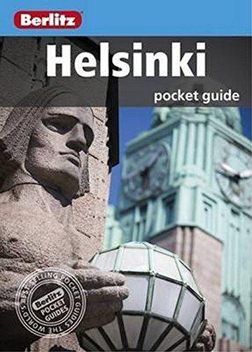 Helsinki Pocket Guide Berlitz (Berlitz Pocket Guides) por Vv.Aa.