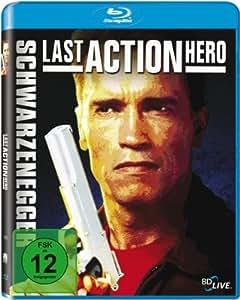 Last Action Hero [Blu-ray]