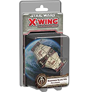 Fantasy Flight Games Star Wars X-Wing: Bombardero Scurrg H-6-Español, Multicolor (FFSWX65)