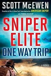 Sniper Elite: One-Way Trip by Scott McEwen (2013-06-04)