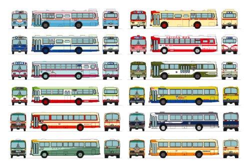Preisvergleich Produktbild Die Bus-Sammlung 12. Auflage BOX (Japan-Import)
