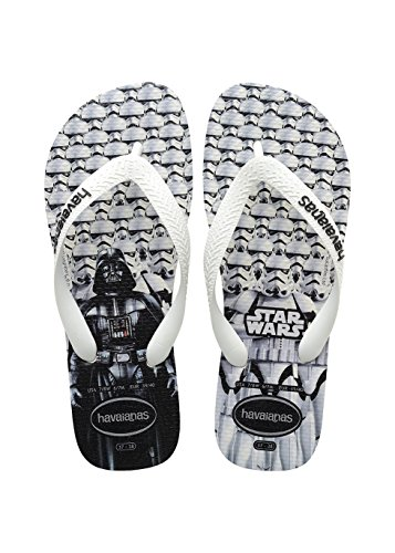 Havaianas Star Wars, Unisex Adults' Flip Flops, Multicolour, 9/10 UK (43/44 Brazilian)...