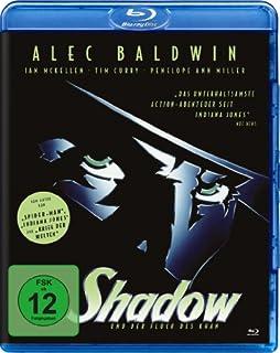 Shadow und der Fluch des Khan [Blu-ray]