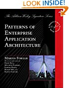 #7: Patterns of Enterprise Application Architecture: Pattern Enterpr Applica Arch (Addison-Wesley Signature Series (Fowler))