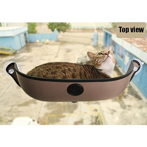 Zantec Nido gato Lechón Pet Cat Window Hamaca Strong