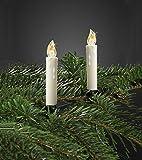 Hellum LED Weihnachtsbaumkerzen