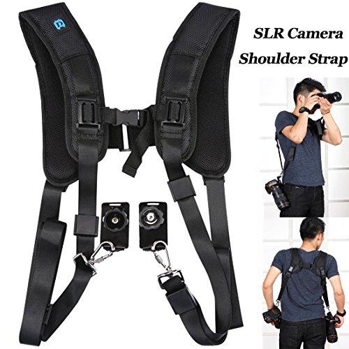 K-Type Professional SLR Kamera Brust Schultergurt Doppel Kamera Schnell Fotografie Schultergurte SLR Halterung (1Stück)
