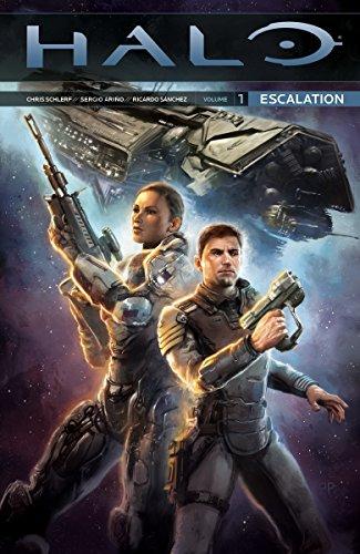 Halo: Escalation Volume 1: Escalation