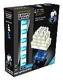 De la luz Stax Night Light - Juego de lámparas de bloques de construcción, 38 pcs de diferentes tamaños y coloures
