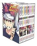 Food Wars - Shokugeki No Soma, Bände 11-20 im Sammelschuber mit Extra