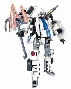 Logitoys - Figurine - Robot Transformable Ford - 1/12 ème