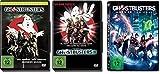 3 DVDs - Ghostbusters 1+2+Kinofilm 2016 im Set - Deutsche Originalware [3 DVDs]