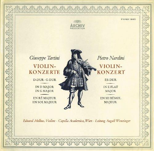 Tartini: Violin Concerto in D Major - 3. Andante cantabile