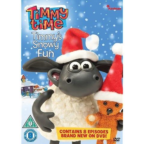 Timmy Time - Timmy's Snowy Fun
