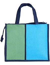 Jute Tree Twin Lunch Bag