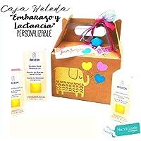 """Set Regalo WELEDA """"Gravidanza e Allattamento""""   Regalo per Donne in Attesa e Neo-Mamme   Con prodotti Weleda BIO 100% naturali   Original Gift Idea for Mums"""