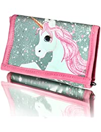 Unicorn MAGIC COLLECTION with brocade kids wallet for a little princess Model 2018