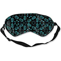 Eyes Mask Promotion Elephant Tribal Pattern Sleep Mask Contoured Eye Masks for Sleeping,Shift Work,Naps preisvergleich bei billige-tabletten.eu