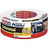 tesa Reparaturband extra Power Universal, weiß, 50m x 50mm