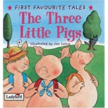 First Favourite Tales: Three Little Pigs